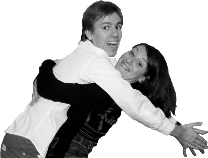 Andreas und Eva Ratswohl